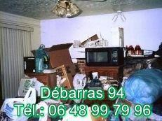 Débarras 94 Gentilly